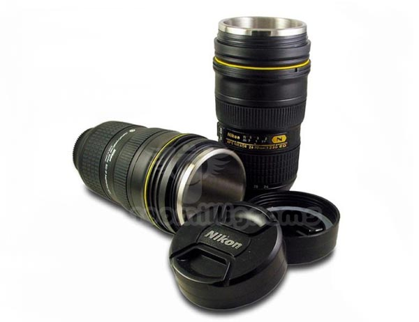Post your favorite coffee mug page 4 macrumors forums Nikon camera lens coffee mug