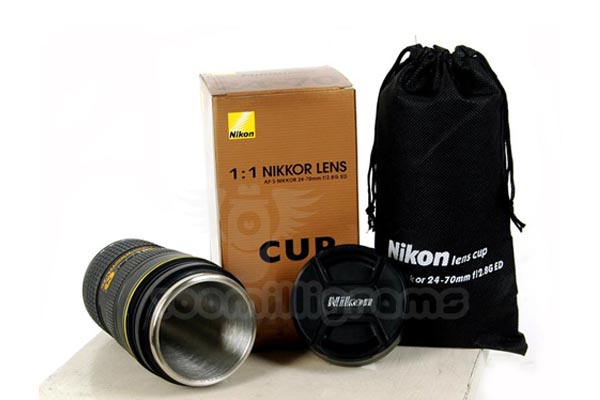 Nikon AF-S 24-70mm Lens Mug Not for DSLR Camera