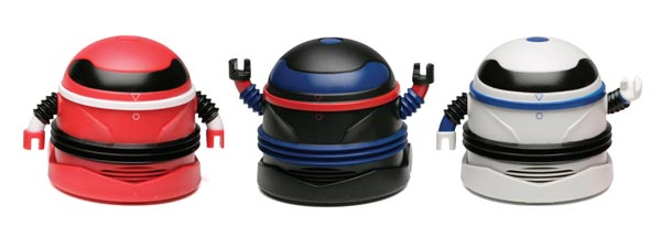 Robot Handheld Mini Vacuum Cleaner