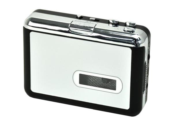 TEC Hideoto Casette Digitizer Turns Mixtape into MP3