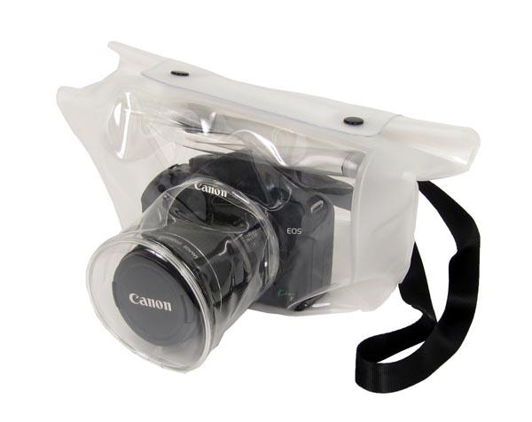Transparent Waterproof Digital SLR Camera Case