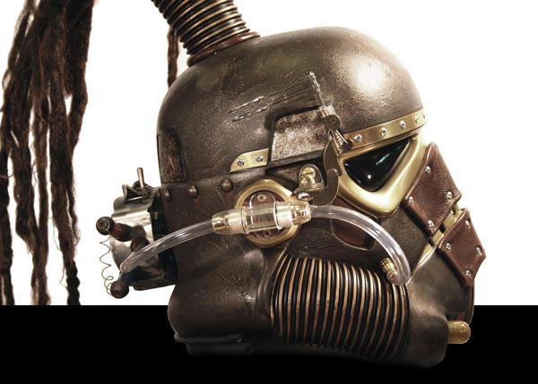 Tribal Leader's Stormtrooper Helmet