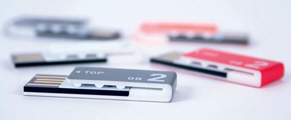 USB CLIP by Emami Design