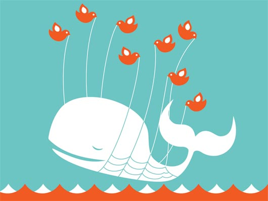Why is Fail Whale Not Fail Twitter