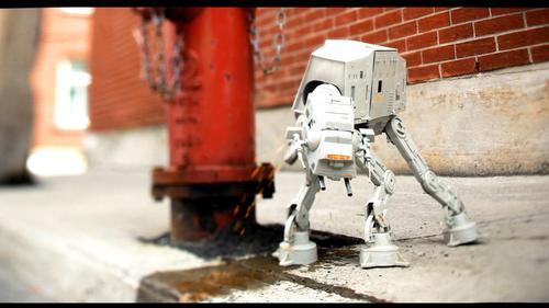 AT-AT Walker Pet Dog