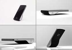 Erectile Nokia Kinetic Concept Cell Phone