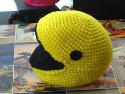 Cute Set of Pacman Plush Toys