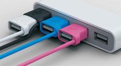 Tandem USB Connector