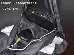 Solar Battery Charger Backpack Integrated Speaker