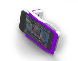 Quirky Tilt iPhone 4 Case Doubled as a Stand