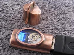 Steampunk USB Flash Drives by steamworkshop