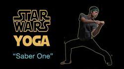 Star Wars Yoga by Matthew Latkiewicz