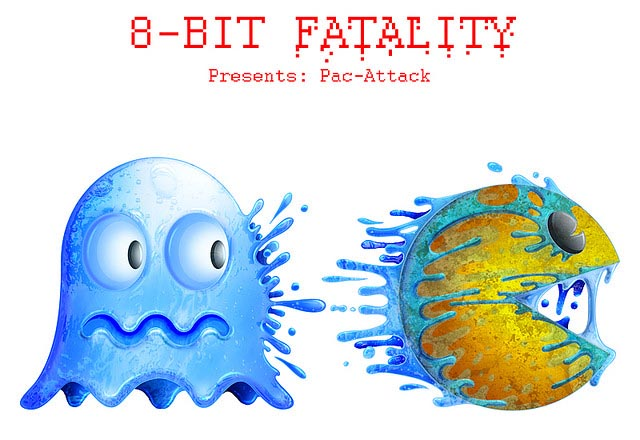 8-Bit Fatality Shows Us Different Video Game World