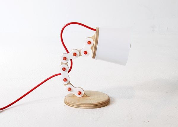 B-Chain Lamp reminds us of Pixar