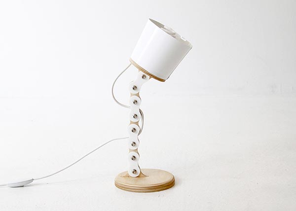 B-Chain Lamp reminds us of Pixar