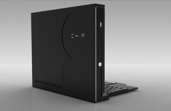 Chip Tablet PC Design Concept