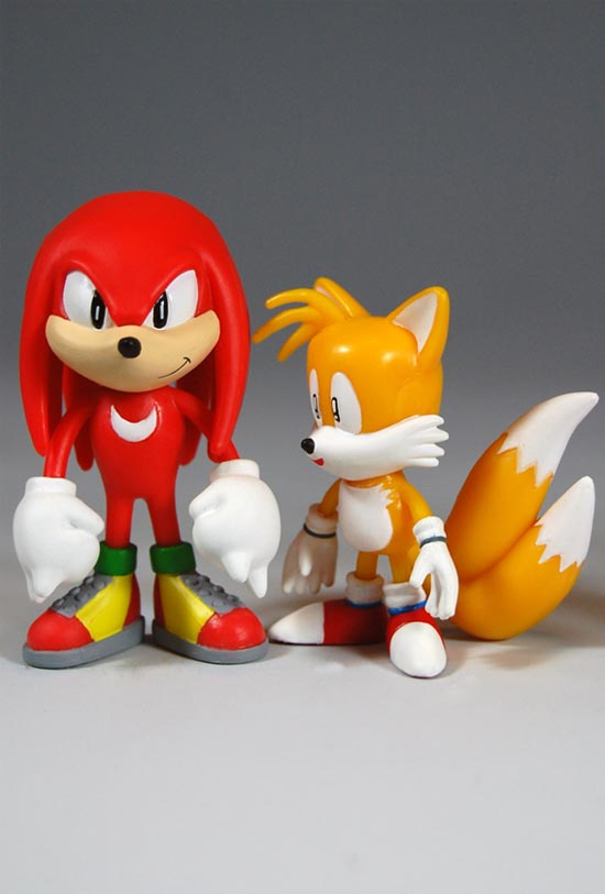 Cute Sonic Mini Figure Collection Gadgetsin