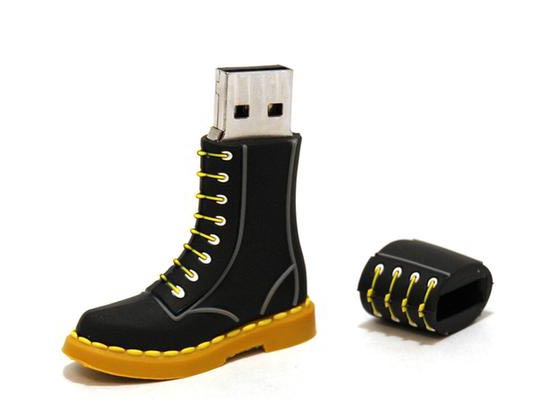 Dr. Martens Boot Shaped USB Flash Drive Limited Edition