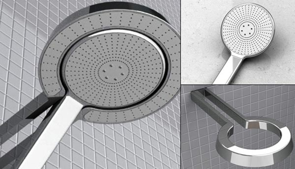 Dual Shower Head For More Comfortable Shower Gadgetsin