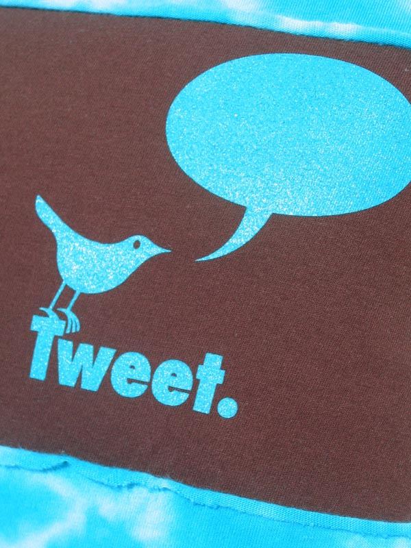 Eat Sleep Twitter Pillow Lets You Tweet in Dreams