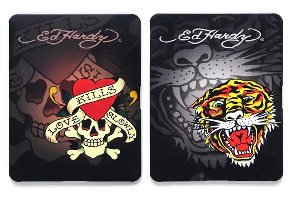ed hardy tattoo designs. Each Ed Hardy iPad case is