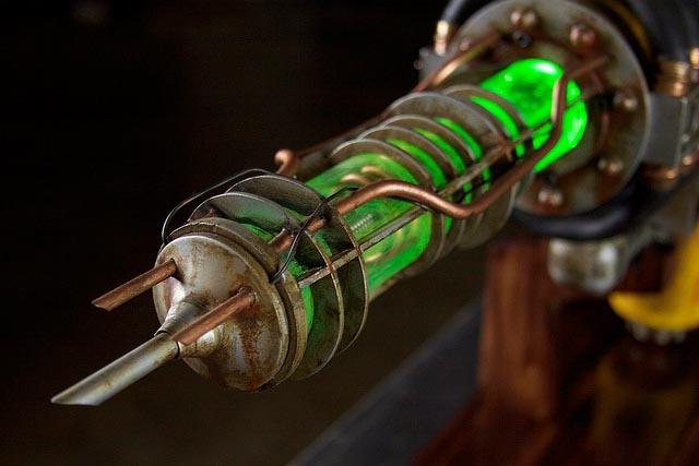 Fallout 3 A3 21 Plasma Rifle Replica Gadgetsin