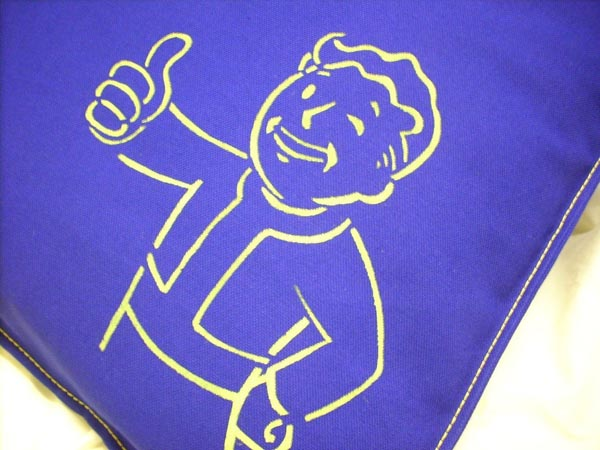 Fallout Pipboy Canvas Pillowcase