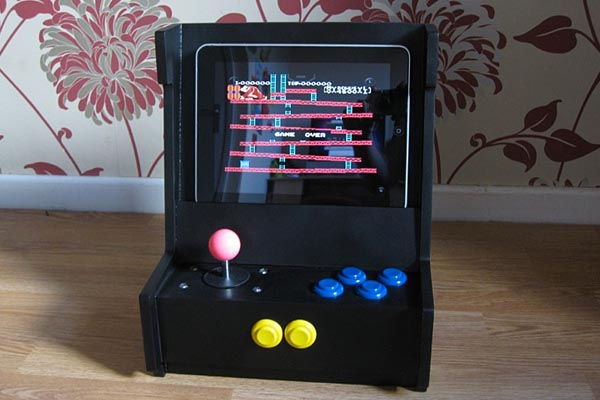 Freekade iPad Arcade Cabinet Available Now | Gadgetsin