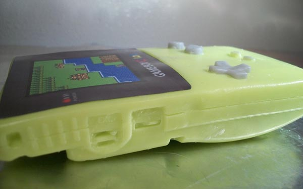 GameBoy Geek Soap