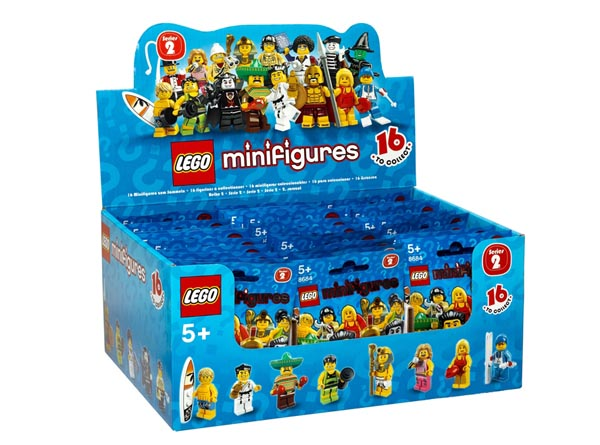 LEGO Minifigure 8683 Series 2 Now Available for Preorder