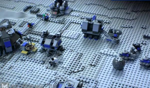 LEGO Versin StarCraft