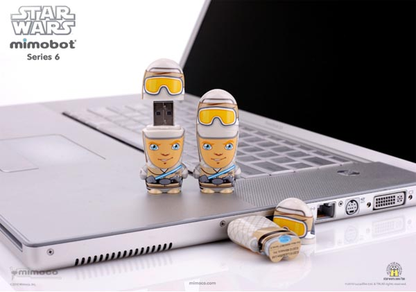 Mimoco Series 6 of Star Wars Mimobot USB Flash Drives