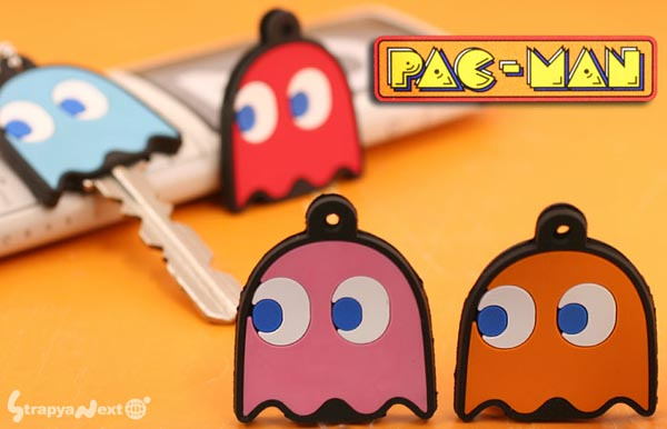 Pacman Ghost Key Cover