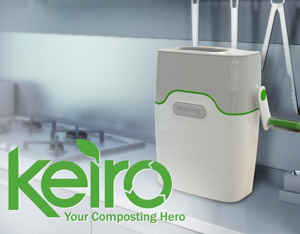 Quirky Keiro Compact Food Grinder