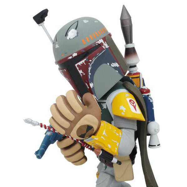 Limited Edition Boba Fett Collectible Figure by Medicom Toy