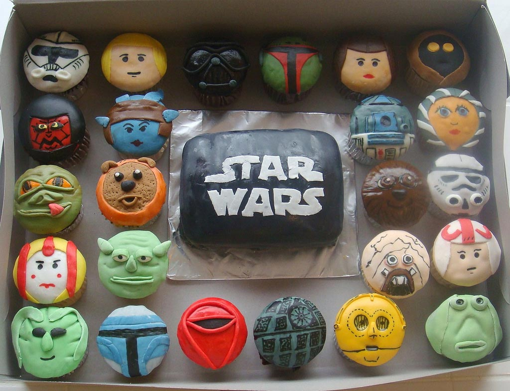 Pictures Star Wars Cakes