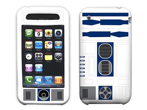 Star Wars R2-D2 iPhone Case