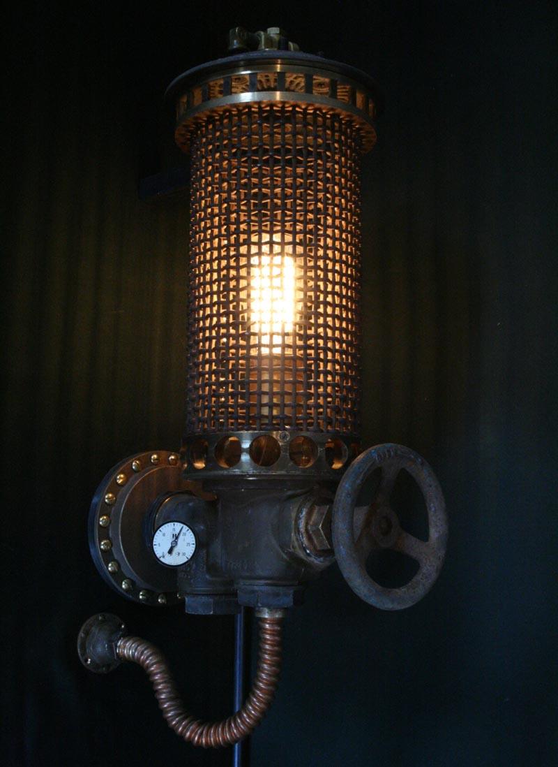 Lighting For Steam Room