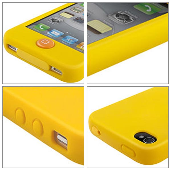 SwitchEasy iPhone 4 Case with Home Button