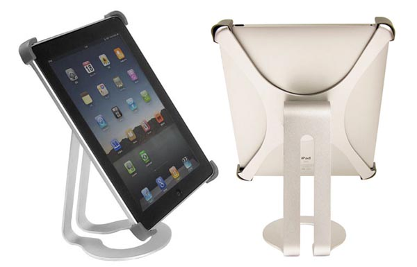 Thanko 360-Degree Rotating iPad Stand