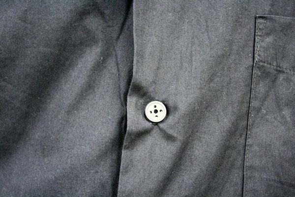 Thanko Spy Camera Hidden behind Shirt Button