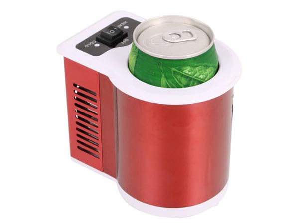 Soda Can Cooler ~ Thanko usb can cooler gadgetsin