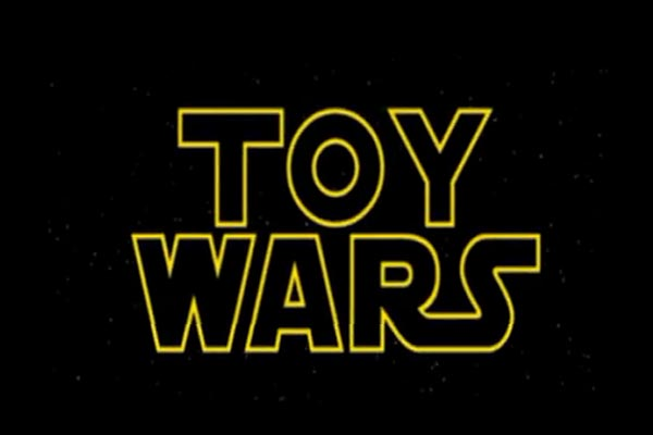 Toy Wars: A Special Star Wars by SILLOF