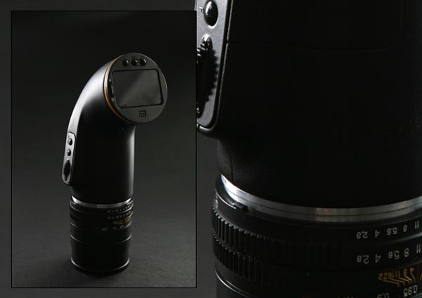 Unique Digital Single Lens Reflex Camera Concept
