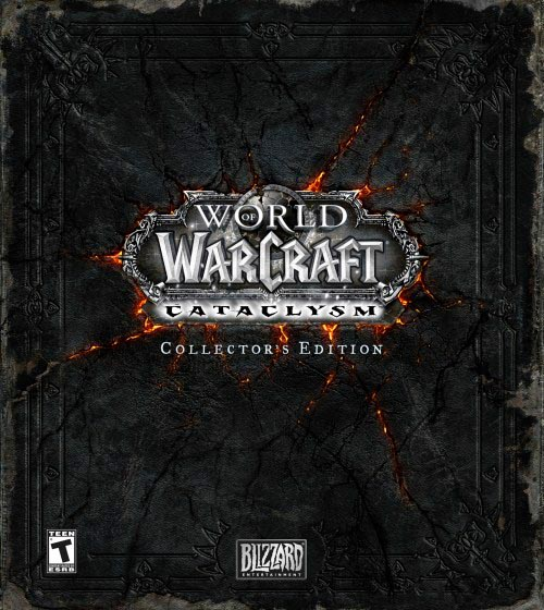 World of Warcraft Cataclysm Collector's Edition