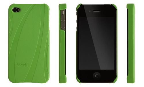 Bioserie Eco-friendly iPhone 4 Case