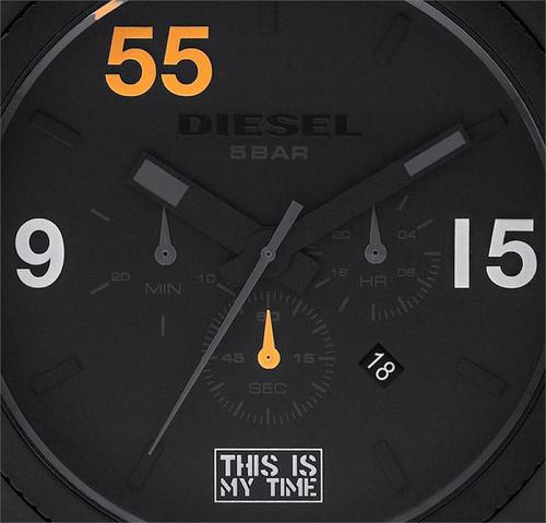 "Diesel Limited Edition Watch ""This is My Time"""