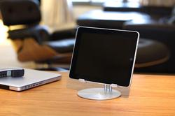 Just Mobile UpStand Metal iPad Stand