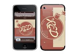 GelaSkins Team Fortress 2 iPhone Skins
