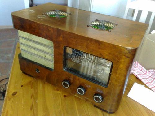 Fallout Retro Radio Computer Case Mod
